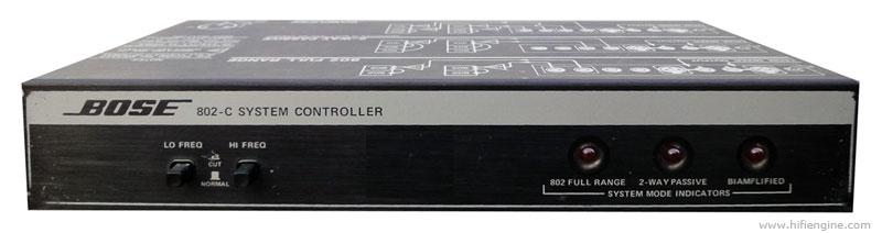 bose 802c system controller studio hire rh studiohire net bose 802c controller manual bose 102 system controller manual