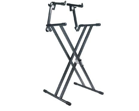 DoubleKeyboardStand