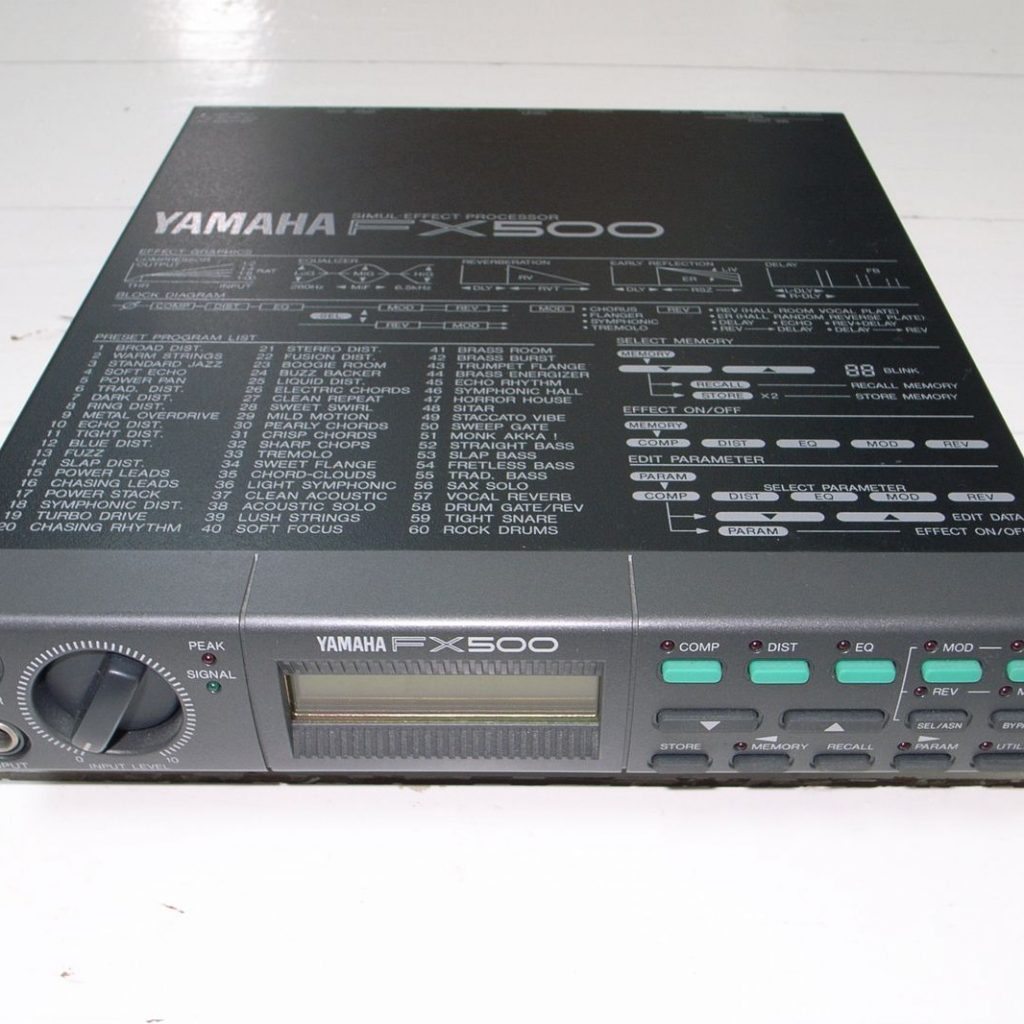 FX500