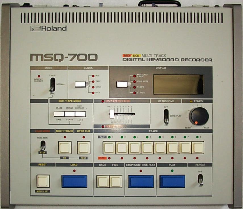 MSQ700