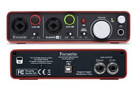 Focusrite2i2