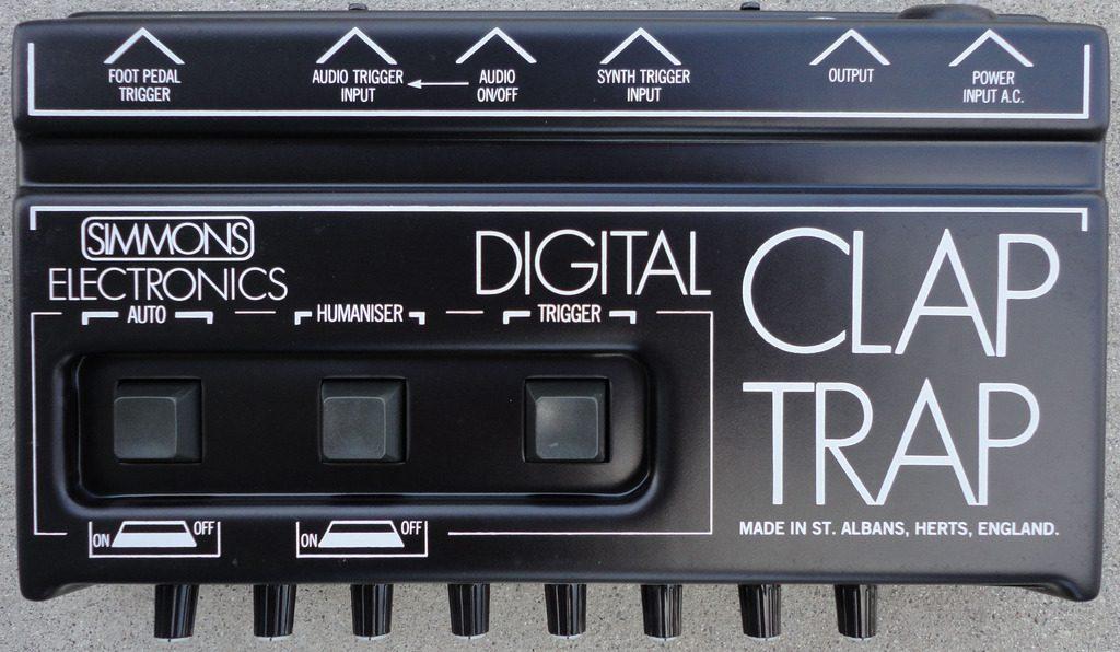 DigitalClapTrap