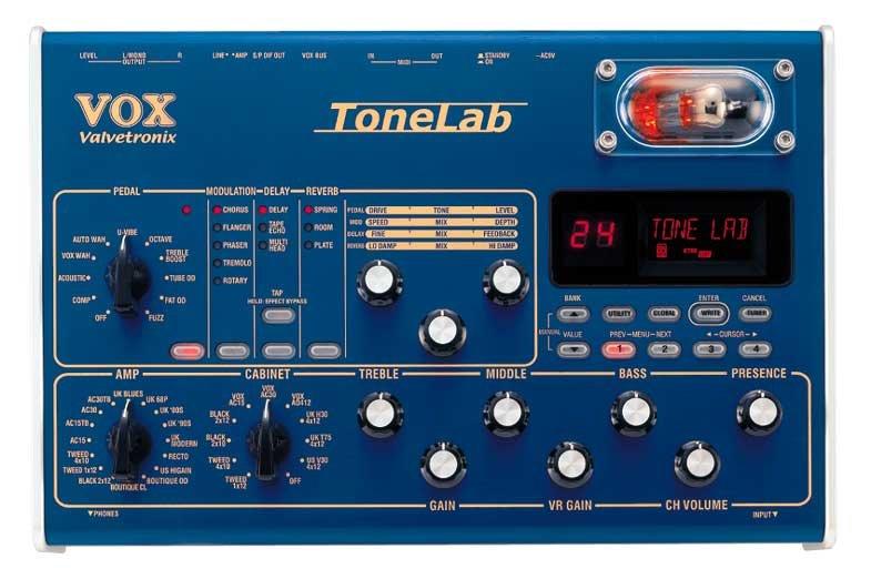 Tonelab