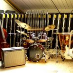 musical instruments for rental
